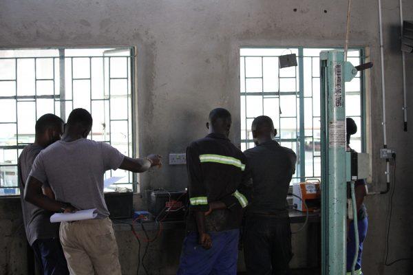 mechanics for africa, Home