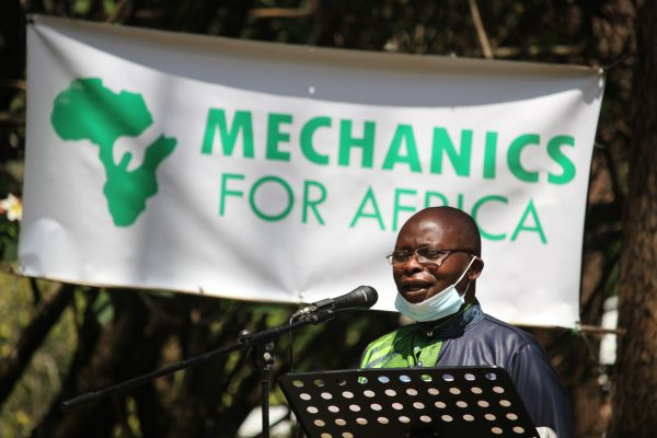 mechanics for africa, Home