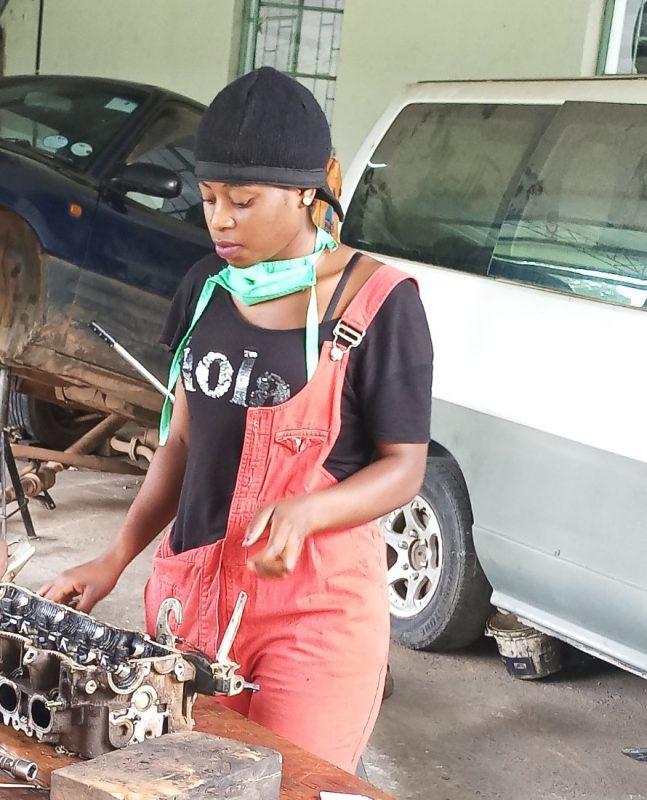 , Women Mechanics