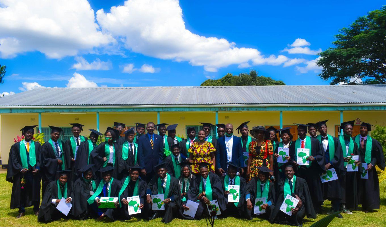 , Mechanics for Africa Graduation Ceremony!