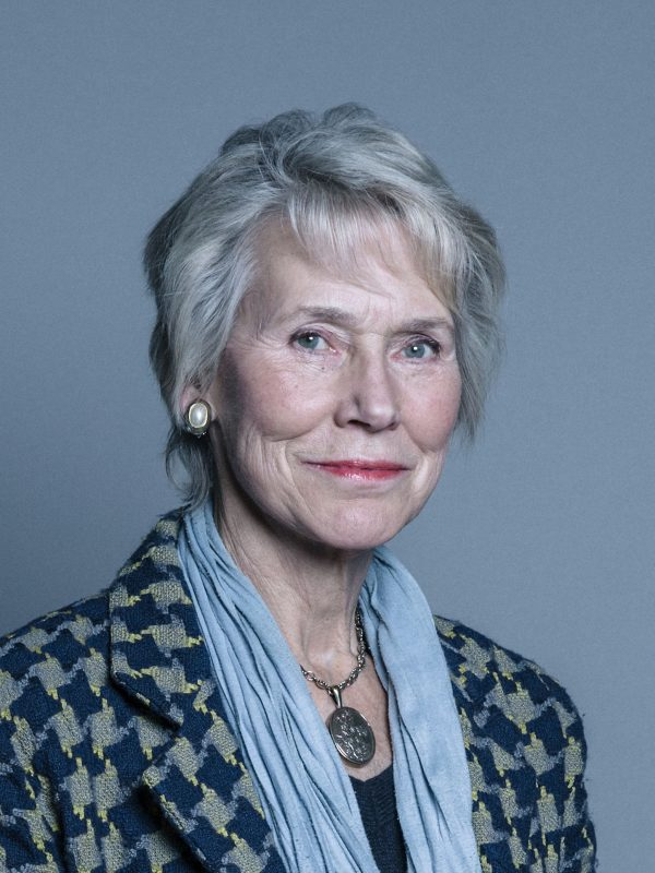 , Baroness Bottomley joins Zoom call to meet new CEO