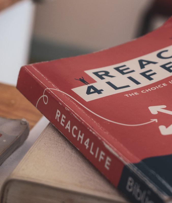, #Reach4Life